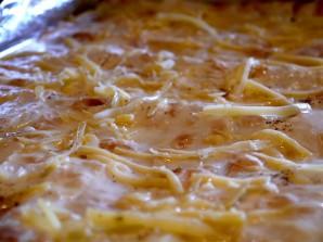 Лаваш с луком и сыром - фото шаг 7