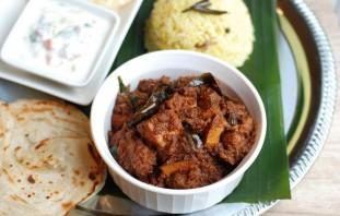 Цыпленок по-индийски - фото шаг 5