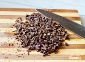 Шоколадные маффины с шоколадной крошкой - фото шаг 5