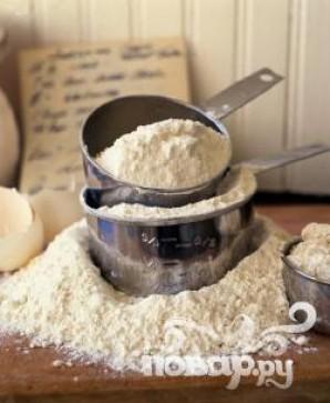 Печенье с корицей Сникердудлз - фото шаг 1