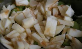 Варенье из зеленых яблок - фото шаг 5