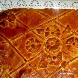 Бабушкин пирог с мясом - фото шаг 4
