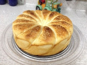 Сербский хлеб  - фото шаг 15