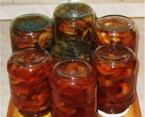 Варенье из яблок с апельсиновым соком - фото шаг 6