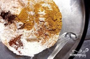 Имбирный кекс - фото шаг 2