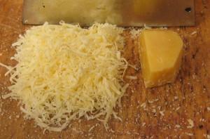 Cухарики с сыром - фото шаг 4