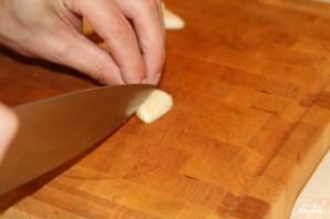 Паста сливочная с грибами - фото шаг 3