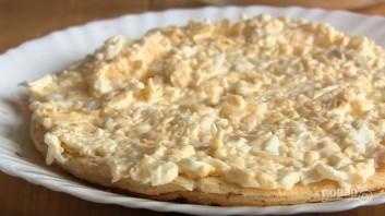 """Закусочный торт """"Наполеон"""" - фото шаг 3"""