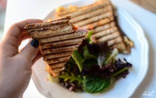 Тосты в бутерброднице - фото шаг 4