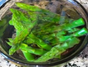 Суп из зеленой спаржи - фото шаг 7