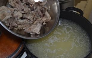 Харчо из свиных ребрышек - фото шаг 9