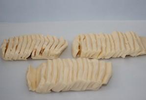 Запеканка из кабачков с манкой - фото шаг 3