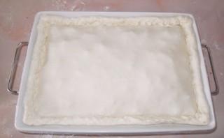Картофельный пирог с мясом - фото шаг 5