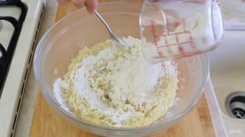 Пшеничные клёцки - фото шаг 3