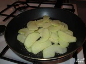 Салат с инжиром и козьим сыром - фото шаг 1