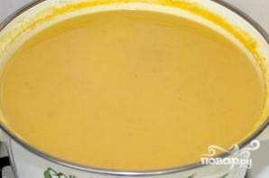 Суп-пюре с чечевицей - фото шаг 8