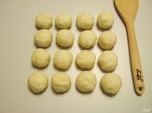 Пирожки с яйцами на кефире - фото шаг 8
