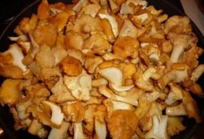 Маринованные лисички с яблочным уксусом - фото шаг 2