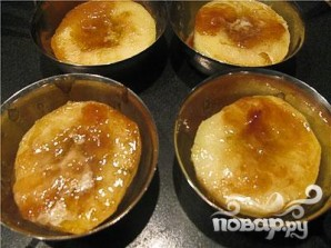 """Яблочные """"пуфики"""" - фото шаг 2"""