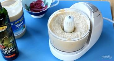 Хумус (полезный завтрак) - фото шаг 6
