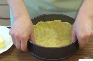 Пирог из тыквы по-английски - фото шаг 2