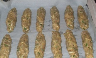 Люля-кебаб из курицы - фото шаг 3