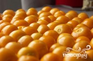 Мартини Пряный грейпфрут - фото шаг 1