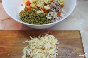 Салат со свининой - фото шаг 3