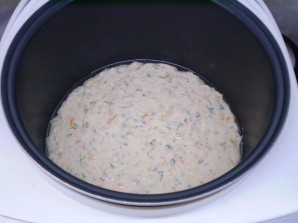 Пирог с капустой для ленивых - фото шаг 5