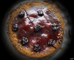 Шоколадно-медовый торт - фото шаг 4