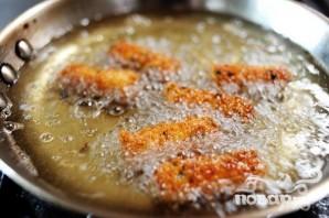 Сыр Моцарелла в панировке - фото шаг 5