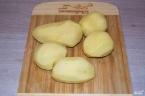 Овощи под соевым соусом - фото шаг 1