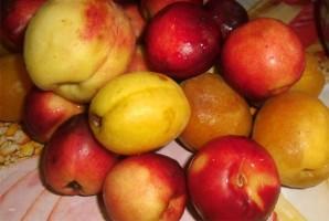Варенье из абрикосов ассорти - фото шаг 1