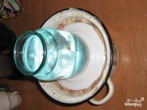 Шашлык из говядины с киви - фото шаг 3