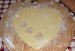 Сладкий пирог на День Святого Валентина - фото шаг 9