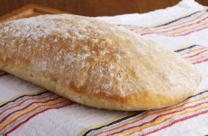 Итальянский хлеб чиабатта - фото шаг 9