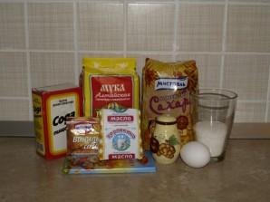 American cookies - фото шаг 1