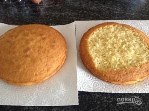 Торт с кокосом - фото шаг 6