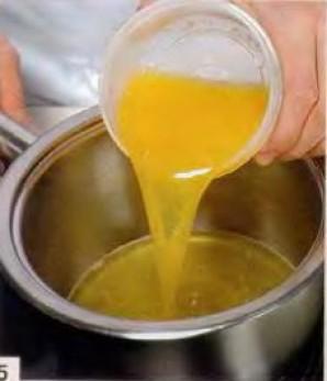 Пончики с апельсиновым соусом - фото шаг 5
