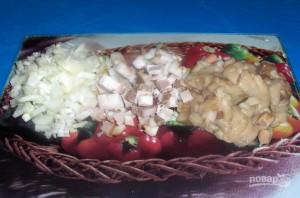 Пирожки с картофелем и салом - фото шаг 3