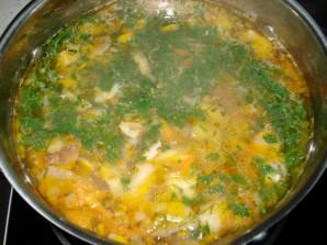 Суп из белых грибов свежих   - фото шаг 4