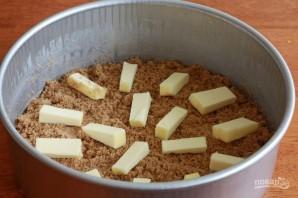 Перевернутый пирог с грушами - фото шаг 2