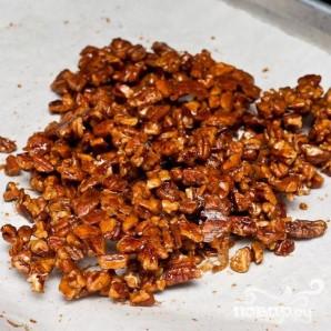 Пралине из грецких орехов с медом - фото шаг 7