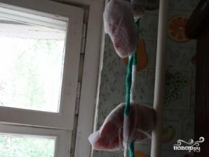 Вяленая куриная грудка в домашних условиях - фото шаг 7