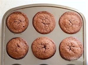 Простые шоколадные кексы - фото шаг 5