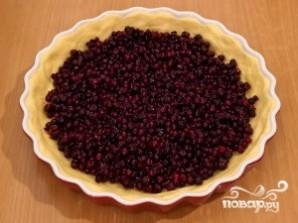 Вкусный пирог с брусникой - фото шаг 6