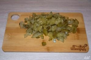Салат из копченой курицы с черносливом - фото шаг 5