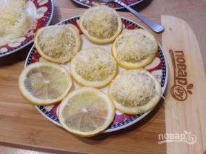 Лимонная закуска с сыром и шоколадом - фото шаг 5