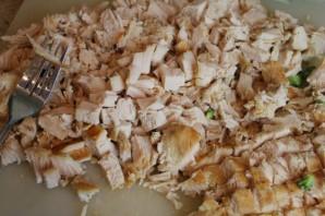 Запеченное куриное филе с брокколи - фото шаг 1