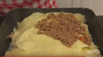 Вкусная домашняя лазанья (плюс рецепт теста) - фото шаг 12